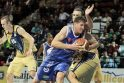 V.Garasto taurė: Lietuvos ir Ukrainos komandų akistata baigėsi 1:1