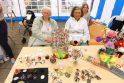 Rotušės aikštėje – vyresnių žmonių aktyvumo metų šventė