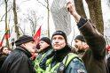 Eitynių Kaune organizatorius: žydų bendruomenės pareiškime – melas