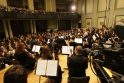Orkestrui - aplodismentai, R.Paului - bisai
