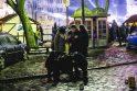 Naujametė naktis ir policijai, ir medikams buvo itin intensyvi