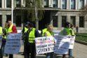 Ar tikrai miesto valdžia naikina troleibusus? (papildyta)