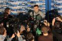 K.Kemzūra: neapsimetinėsiu – Rusijos rinktinė stipresnė (interviu)