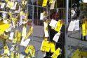 Akcija – už tyrimo dėl CŽV kalėjimų atnaujinimą