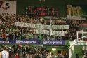 """""""Žalgiris"""" nutraukė nesėkmių Eurolygoje seriją (papildyta)"""