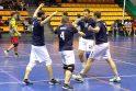 Tinklinio turnyre svarbūs ne tik rezultatai, bet ir nuotaika