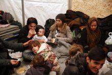 Vilniuje ekspertai aptars pabėgėlių krizę