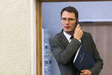 Ministras abejoja pusiaukelės namų efektyvumu
