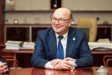 V. Matijošaitis apsisprendė dėl prezidento rinkimų