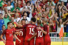 Čempionato išvakarėse – įspūdinga portugalų pergalė prieš estus
