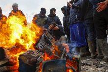 Turkija žada palikti atviras sienas pabėgėliams iš Sirijos