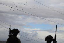 Izraelyje nušautas karį subadęs sudanietis