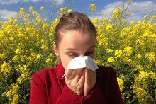 Kaip suvaldyti alergiją?