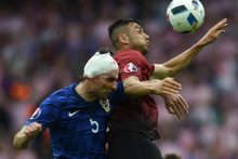 Europos čempionatas: Kroatijos futbolininkai palaužė Turkijos ekipą
