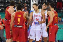 Drama C grupėje – Ispanija vos išnešė sveiką kailį kovoje su Kroatija