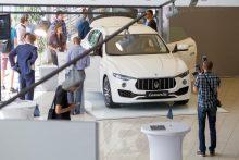 "Visureigio ""Maserati Levante"" pristatymas"