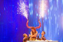 """""""Eurovizijos"""" atrankos filmavimas"""