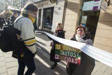 Peticija prieš priverstinę migraciją