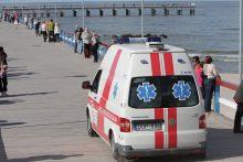 Jūra šėlsta: nuskendo vyras, pagalbos prireikė dar keturiems žmonėms <span style=color:red;>(papildyta)</span>