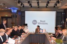 Tarptautinis olimpinis komitetas pataria nerengti turnyrų Rusijoje