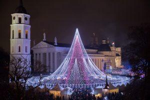 """""""Kalėdos sostinėje"""": Vilnius skaičiuoja rekordinius rezultatus"""