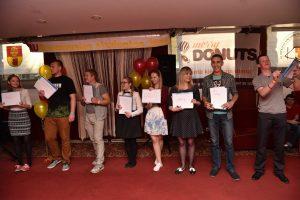 Išrinktas šauniausias Klaipėdos universiteto studentas