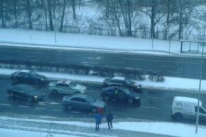 Klaipėdoje – mirtis prie automobilio vairo