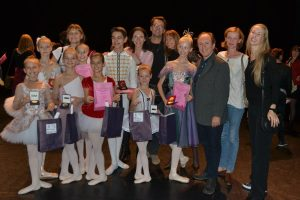 Prancūzijoje sužibėjo jaunosios šokėjos