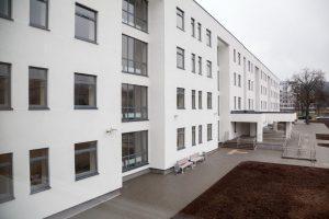 Vilniečiams slaugos paslaugas teiks rekonstruota Šv. Roko ligoninė