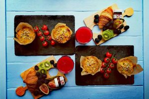 Pomėgis ruošti gražius pusryčius išgarsino