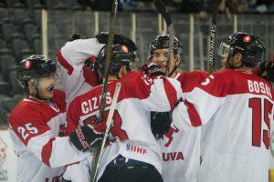 Pasaulio čempionato starte Lietuvos ledo ritulininkai užgožė Estiją