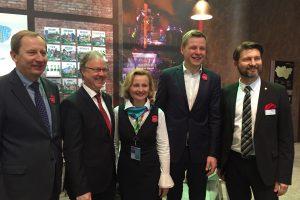 Vilnius pristatytas didžiausioje pasaulio turizmo parodoje