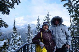 I. Starošaitė ir Ž. Žvagulis įkvėpimo ieškojo Kanados pusnyse