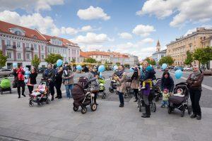 Sostinė auga: kas trečias Lietuvos vaikas gimsta Vilniuje