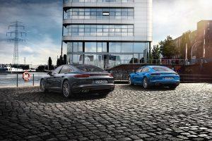 "Naujasis ""Porsche Panamera"" – lenktynininko dvasia prabangiame sedane"