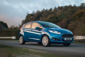 """Europos rinkoje į lyderius išsiveržė """"Ford Fiesta"""""""