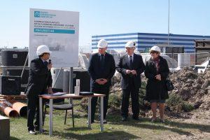 LEZ teritorijoje – biokatilinės statybos