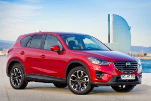 """Išmanesnis """"Mazda CX-5"""" – jau gegužę"""