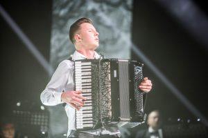 """M. Levickis """"Žalgirio"""" arenoje griovė klasikinės muzikos stereotipus"""