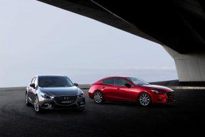 """""""Mazda"""" atkakliai augino savo dalį Europos rinkoje"""