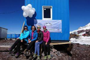 Į aukščiausią Europos viršukalnę lietuviai kopia be baimės
