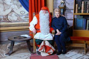 D. Grybauskaitės 2017 metų įvykiai – fotografijose