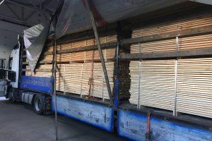 Baltarusio vežtose lentose – kruopščiai paslėptas kontrabandinis krovinys