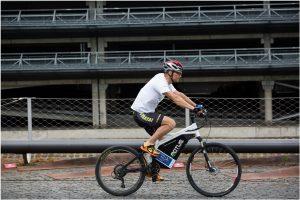 Kaunietis per 20 dienų dviračiu numynė 3000 kilometrų
