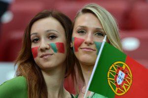 """Reporterė iš Lisabonos: čia gerokai daugiau futbolo nei """"Eurovizijos"""" fanų"""
