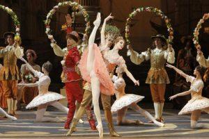 Maskvos Didysis teatras Londone pradėjo jubiliejinį turą
