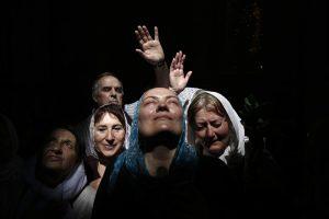 Svarbiausios krikščionių bažnyčios raktas patikėtas musulmonui