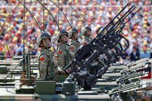 Kas gali būti blogiau už karą su Šiaurės Korėja? Karas su Kinija
