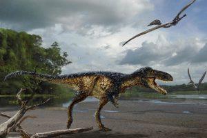 Timurlengia euotica: naujai atrasta dinozaurų rūšis