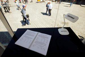 """""""Greenpeace"""" paviešinti dokumentai kelia abejonių dėl ES ir JAV sutarties"""